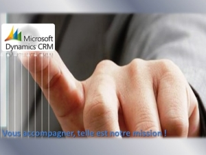 Accompagnement CRM